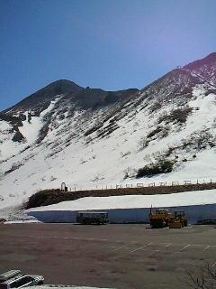 東北キャラバン0507<br />  岩木山、白神山地、竜飛岬