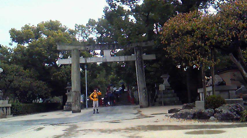 無計画放浪記 2<br />  日目(周遊①歩)
