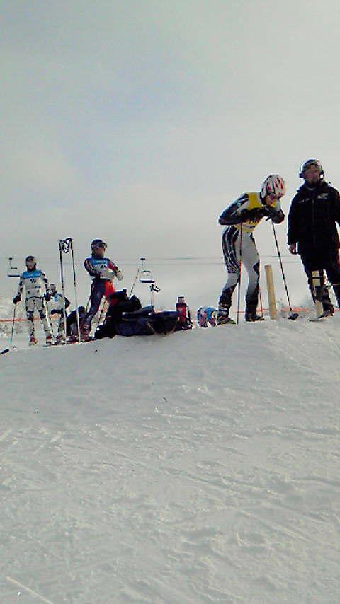 FIS WC RJUKAN 1日目