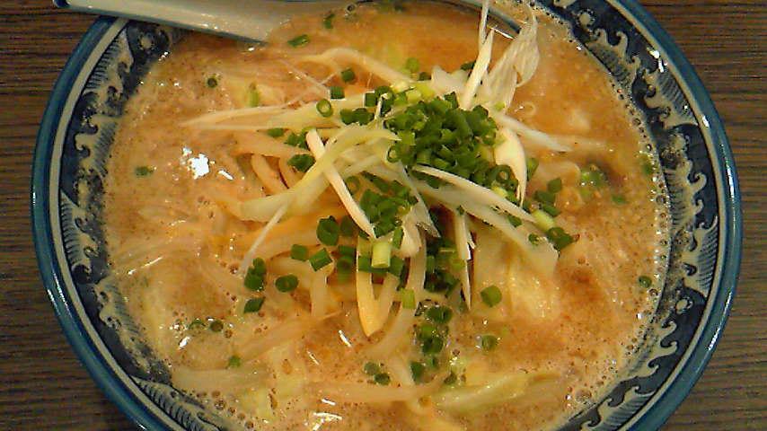 熟成味噌タンメン